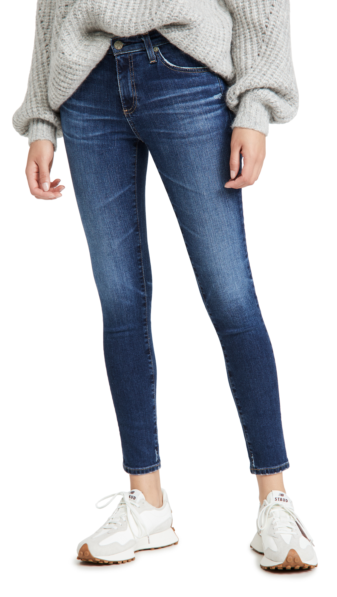 AG Leggings Ankle Jeans