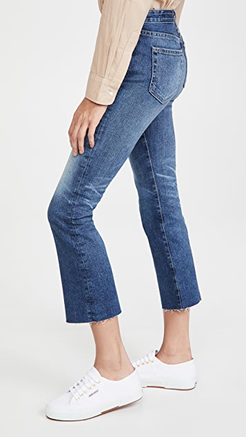 AG Jodi 中长牛仔裤
