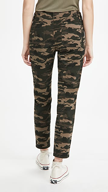 AG Caden 军装裤