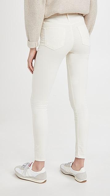 AG Farrah 紧身牛仔裤