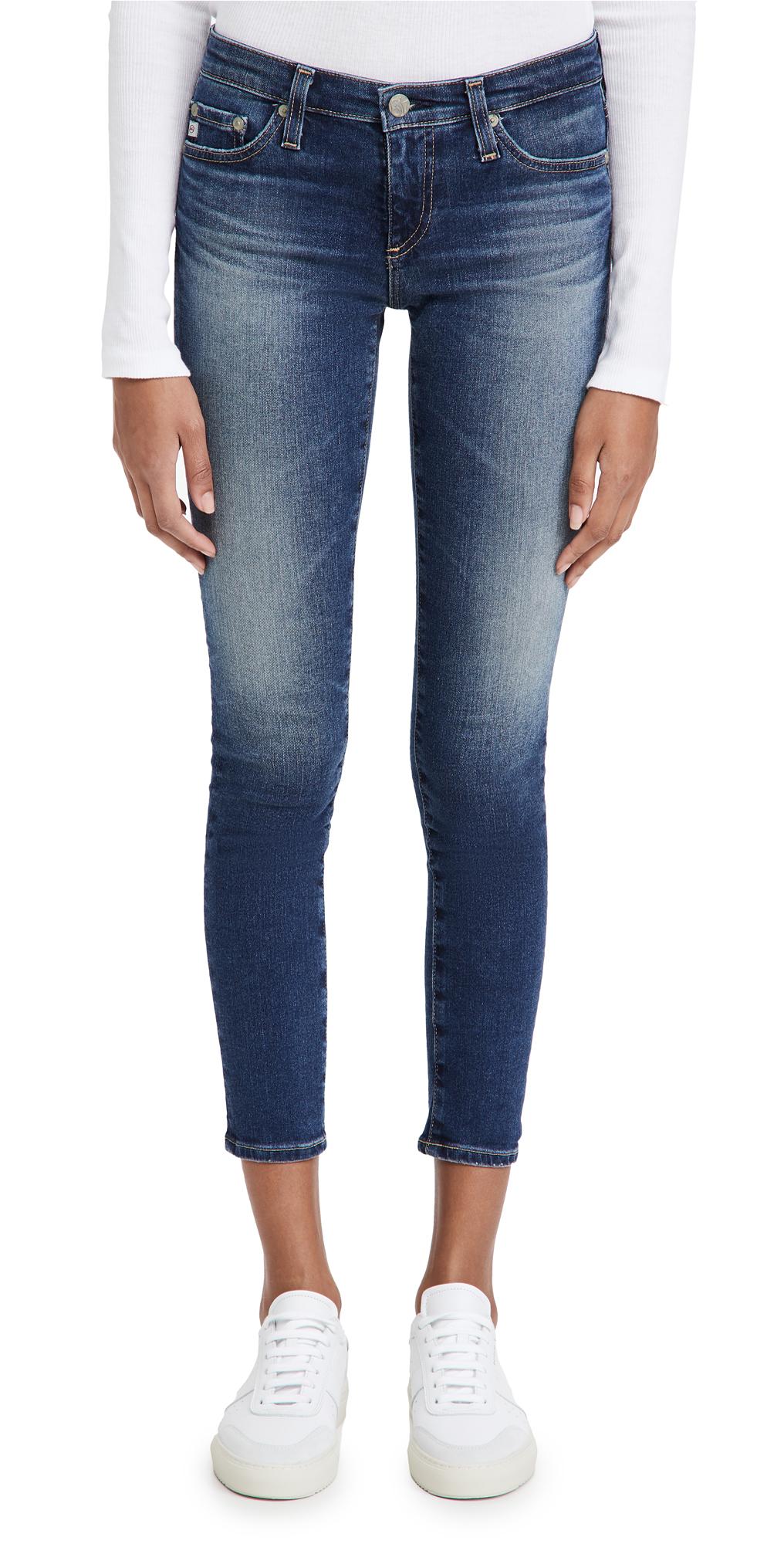AG Ankle Legging Jeans