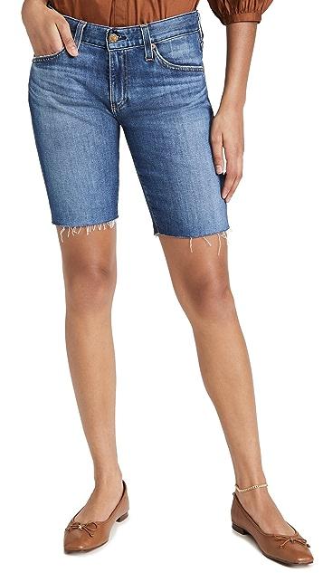 AG Nikki Cutoff Shorts