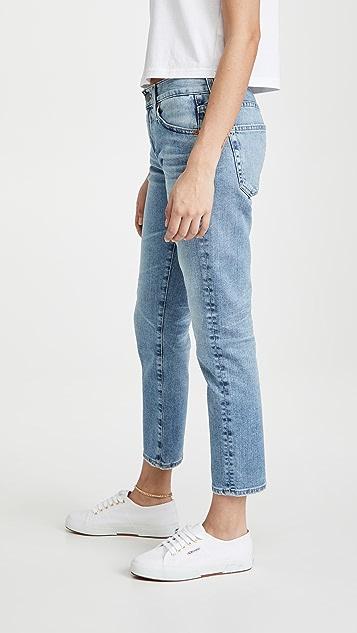 AG Ex-Boyfriend Slouchy Slim Jeans
