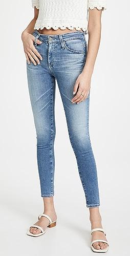 AG - Farrah Skinny Ankle Jeans
