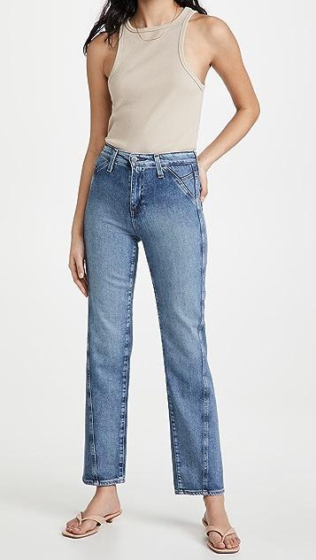 AG Angled Alexxis Jeans