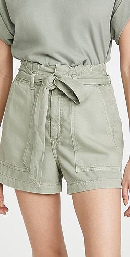 AG - Kai 纸袋短裤