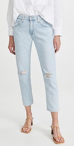 AG - 前男友风格修身牛仔裤