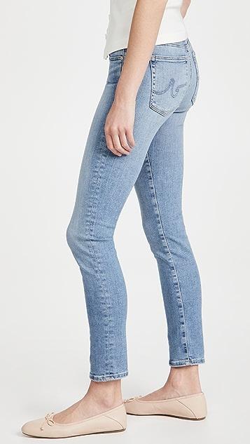 AG Prima 九分牛仔裤