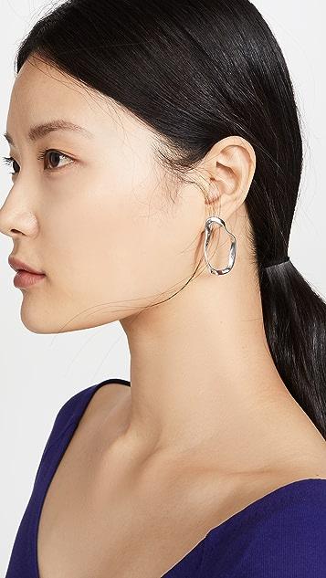 AGMES Small Vera Earrings