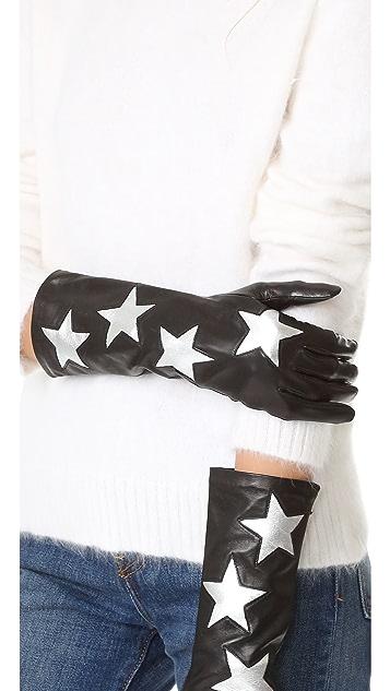 Agnelle Перчатки Gaga