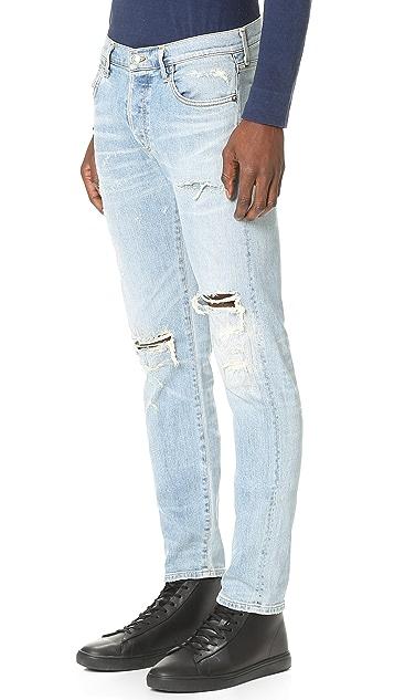 AGOLDE Ferg Super Skinny Pixx Jeans