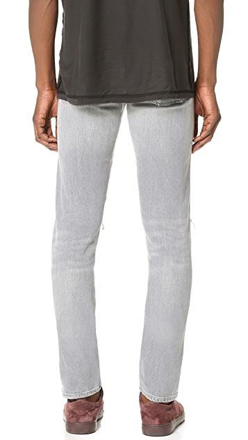 AGOLDE Super Skinny Colorado Jeans