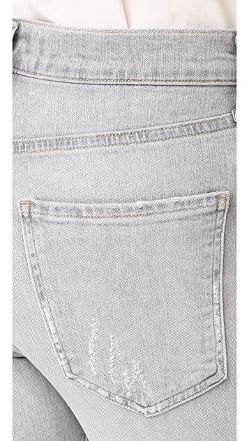 AGOLDE Sophie High Rise Crop Jeans