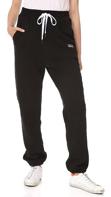 AGOLDE x A$AP Ferg Track Pants