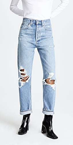 AGOLDE - '90s Fit Mid Rise Loose Fit Jeans