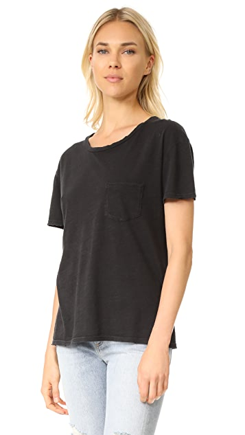 AGOLDE Eve Oversized Boxy T-Shirt