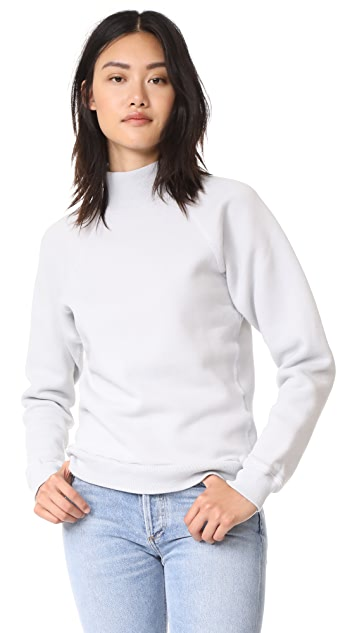 AGOLDE Turtle Neck Sweatshirt
