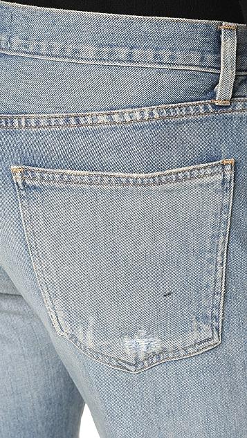 AGOLDE Ferg Hardworn Denim Jeans