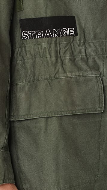 AGOLDE Ferg Military Jacket