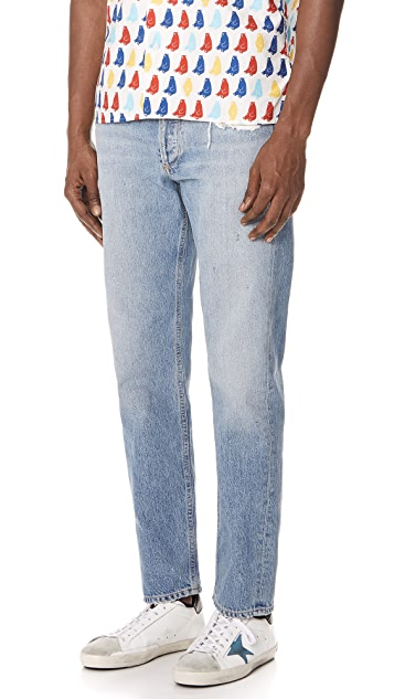 AGOLDE Division Straight Jeans