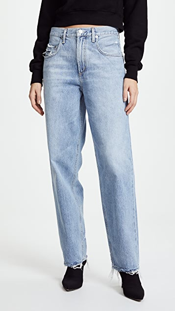agolde the baggy jeans shopbop