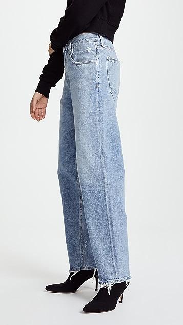 AGOLDE Свободные джинсы