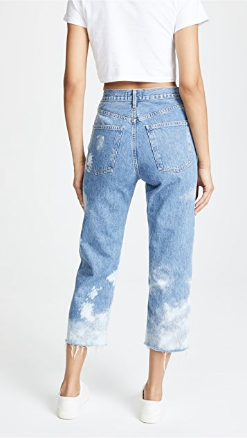 AGOLDE '90s Cutoff Jeans