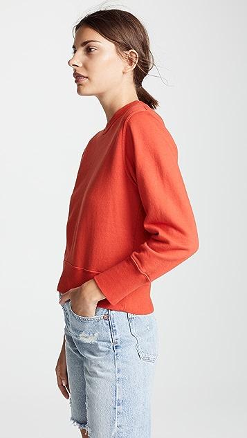 AGOLDE Shrunken Sweatshirt