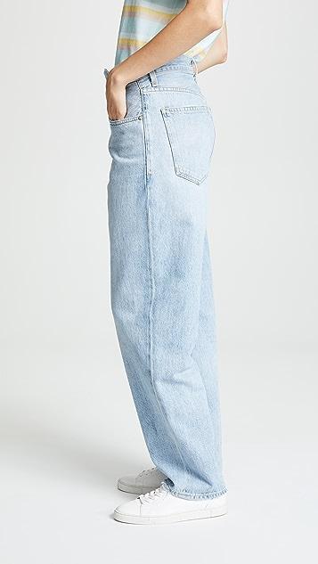 AGOLDE Crisscross Jeans
