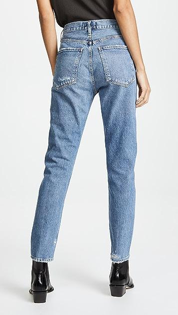 AGOLDE Классические джинсы Jamie