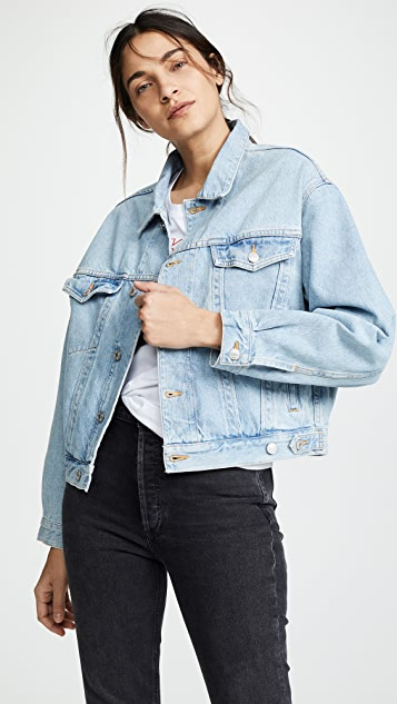 06d5f472402e AGOLDE Charli Oversized Denim Jacket | SHOPBOP