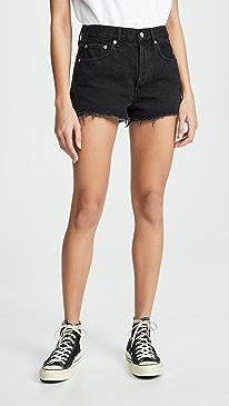 Vintage Cutoff Parker Shorts