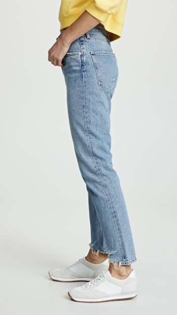 AGOLDE High Rise Jamie Classic Jeans