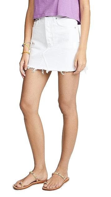 AGOLDE Quinn Skirt