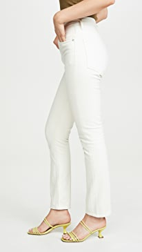 Remy High Rise Straight Jeans