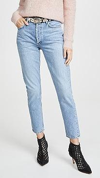 Jamie Hi Rise Classic Jeans