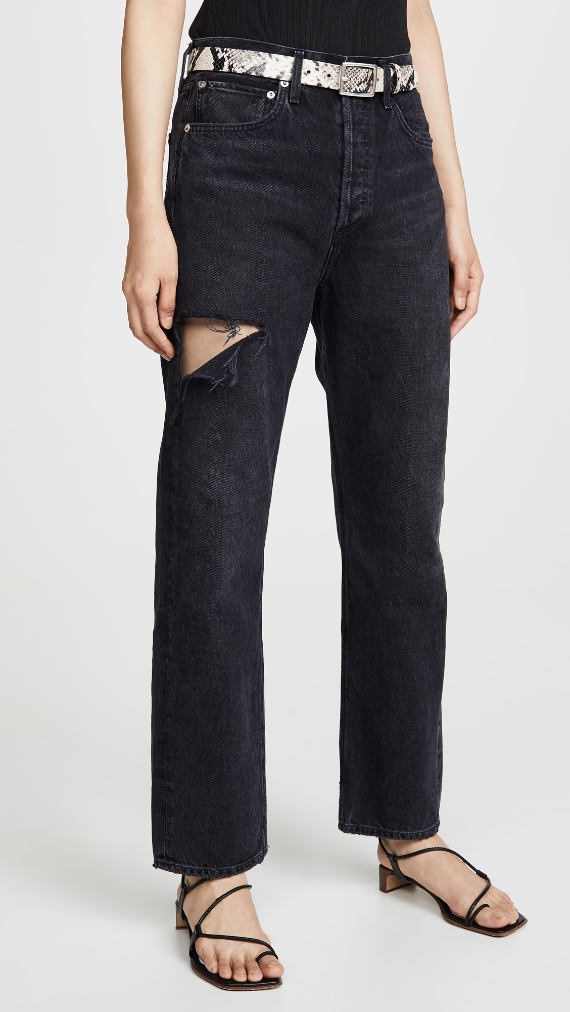 A New Place for a Hole in Your Jeans