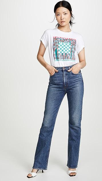AGOLDE Винтажные расклешенные джинсы