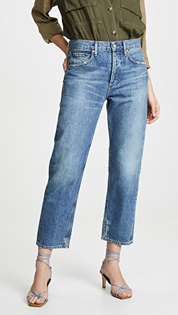 AGOLDE Parker Easy Straight Jeans