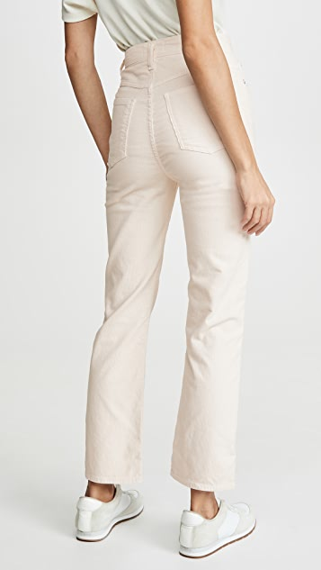 AGOLDE Pinch Waist High Rise Kick Pants