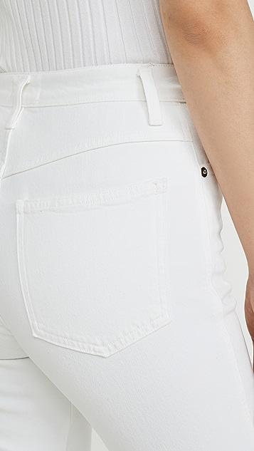 AGOLDE Pinch Waist Hi Rise Kick Jeans