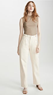 AGOLDE Baggy Mid Rise Oversized Jeans