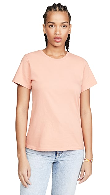 AGOLDE Mariam Classic Fit Tee
