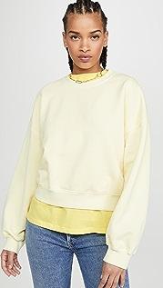 AGOLDE Balloon Sleeve Sweater