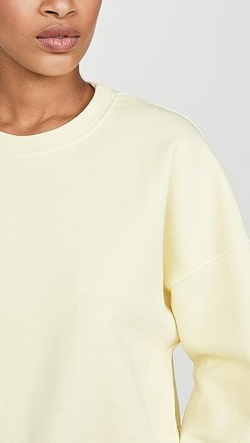 AGOLDE 灯笼袖毛衣
