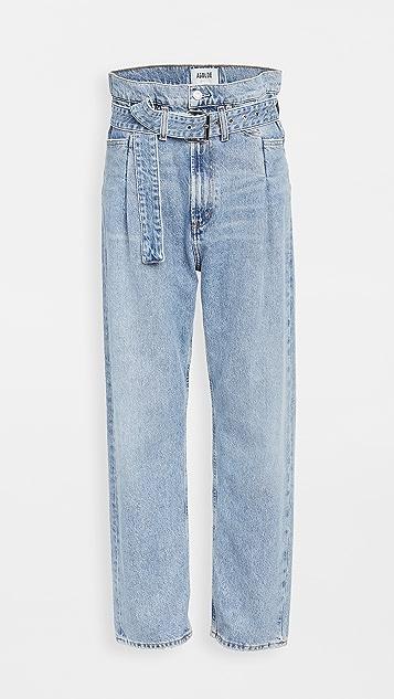 AGOLDE 升级版 90 年代复古风格纸包牛仔裤