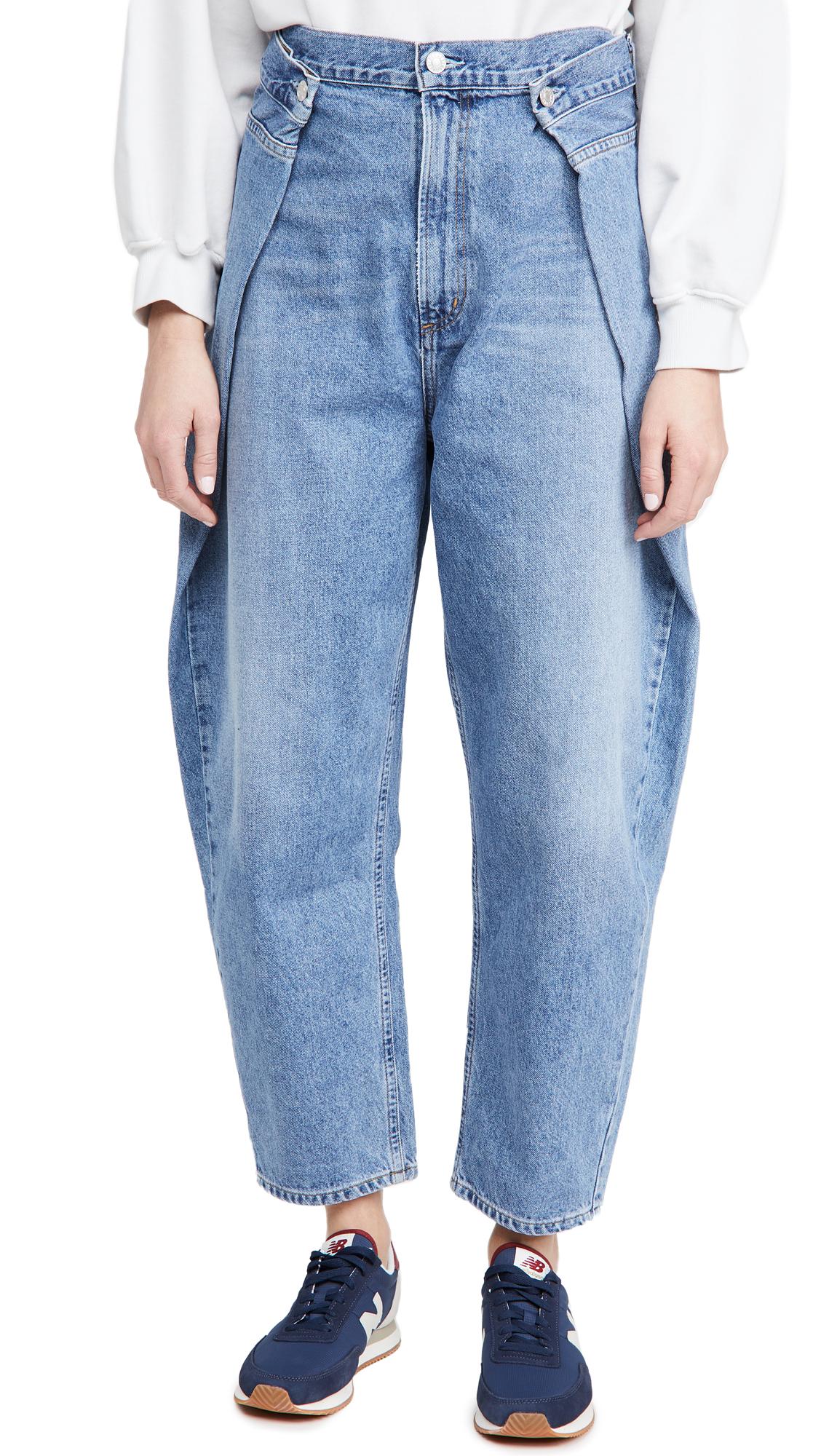 AGOLDE Fold Jeans