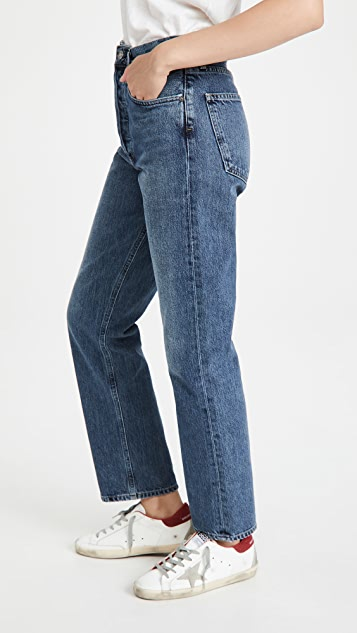AGOLDE The 90's Pinch Waist Jeans
