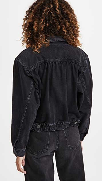 AGOLDE Blanca 弹性夹克