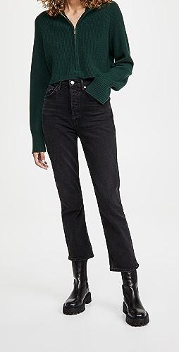AGOLDE - Riley 牛仔裤